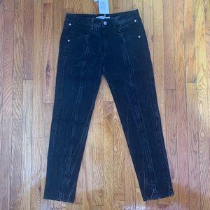Givenchy Lightning Bolt Jeans